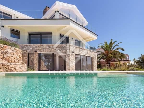 Huis / Villa van 475m² te koop in Lloret de Mar / Tossa de Mar