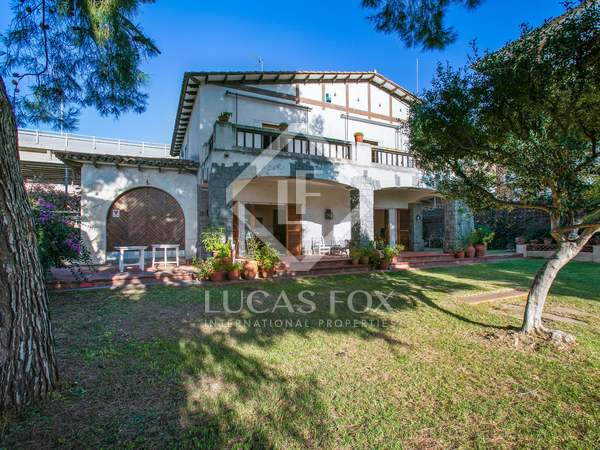 230m² House / Villa for sale in Caldes d'Estrac, Barcelona