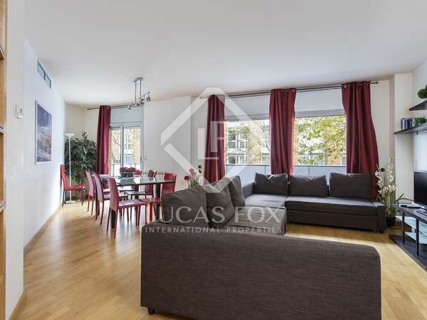 106m² Apartment for rent in Vila Olímpica, Barcelona