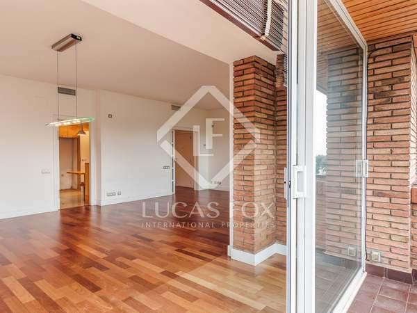 Ático de 240 m² con 80 m² de terraza, en venta en Pedralbes