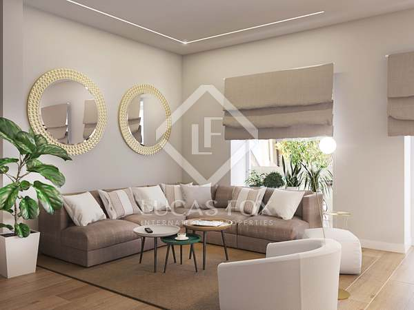 138m² Apartment for sale in Justicia, Madrid