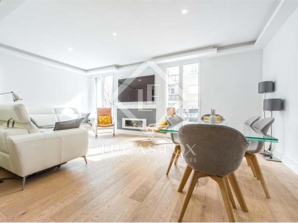 170m² apartment for sale in Goya, Madrid