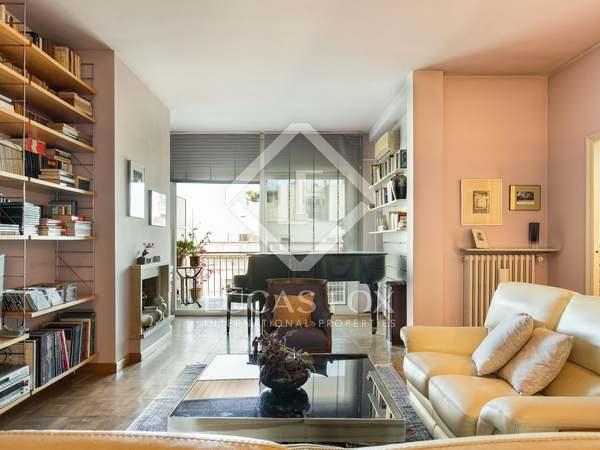 147m² Apartment with 7m² terrace for sale in Sant Gervasi - La Bonanova