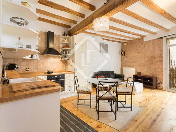 70 m² apartment for sale in El Born, Barcelona