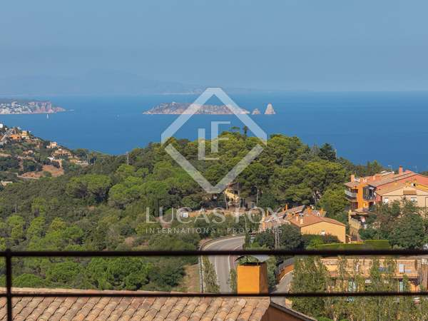 222m² House / Villa for sale in Begur Town, Costa Brava
