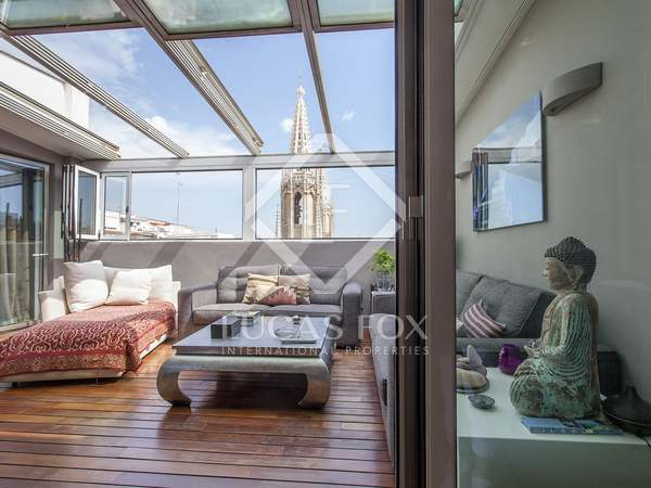 188m² Penthouse with 25m² terrace for sale in El Pla del Remei