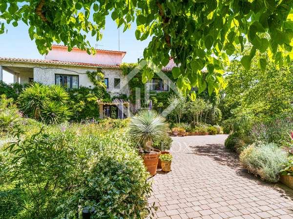 Casa / Villa de 409m² en venta en Vallvidrera, Barcelona