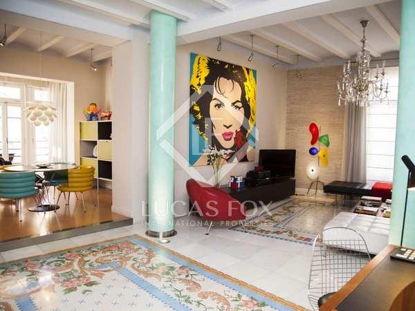 Apartamento lujoso en venta en casco histórico de Valencia