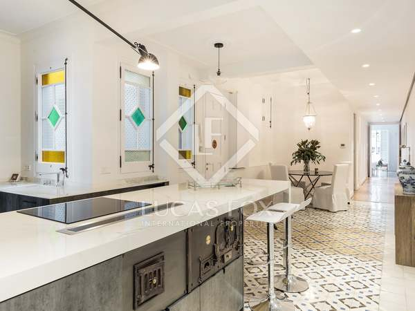 134 m² apartment for sale in Eixample Left, Barcelona