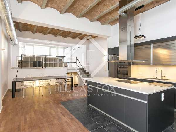 Designer apartment for rent in Barcelona's Zona Alta