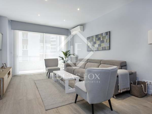146m² Apartment with 17m² terrace for rent in Eixample Left