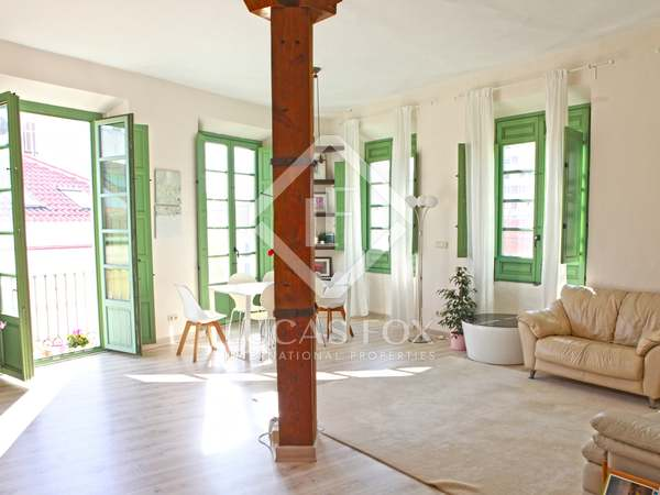 140m² Apartment for sale in Centro / Malagueta, Málaga