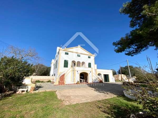 Landhuis van 355m² te koop in Ciudadela, Menorca