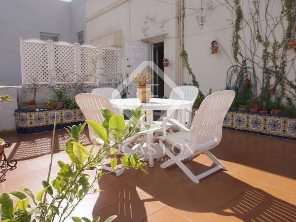 240m² penthouse with 30m² terrace for sale in Sant Francesc