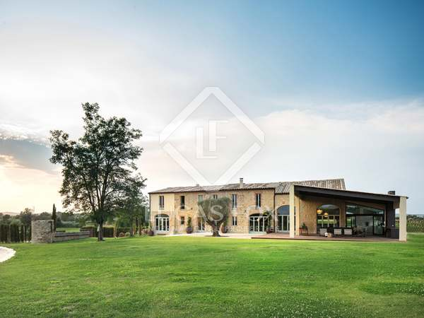 Beautiful 729 m² masia for sale in Pals, Baix Empordà