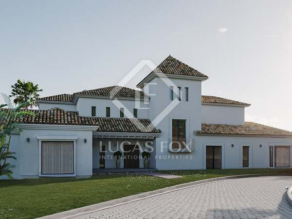 在 La Zagaleta, Costa del Sol 1,148m² 出售 豪宅/别墅 包括 244m² 露台