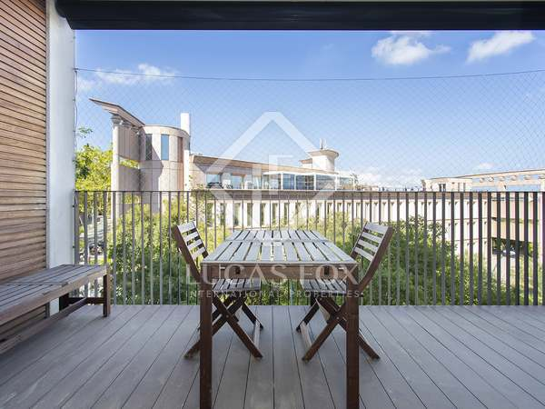 150m² Apartment with 20m² terrace for rent in Pedralbes