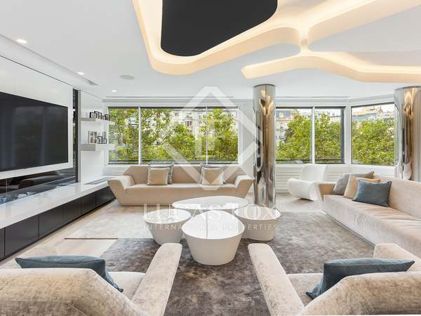 174m² Apartment for sale in Turó Park, Barcelona