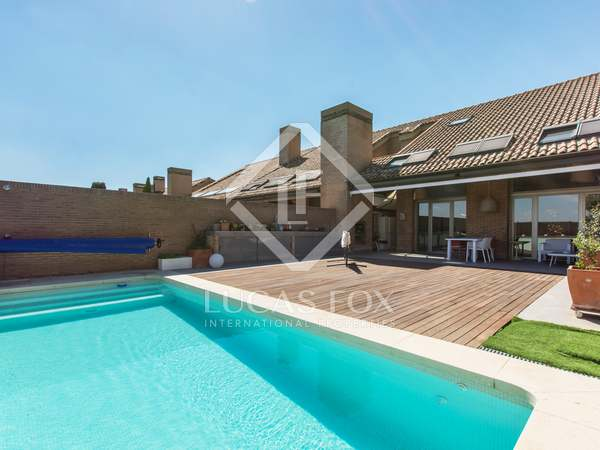 534m² House / Villa for sale in Pozuelo, Madrid