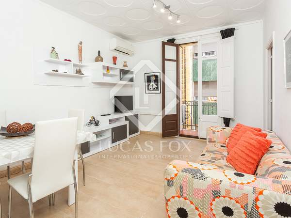 60 m² apartment for sale in Gràcia, Barcelona