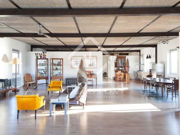 Poblenou Loft de diseño en venta, Barcelona