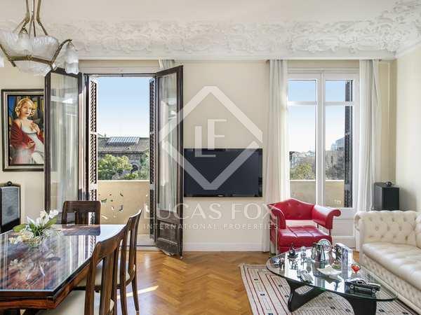 Квартира 163m² на продажу в Левый Эшампле, Барселона