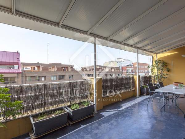 115m² Penthouse with 32m² terrace for rent in Gran Vía