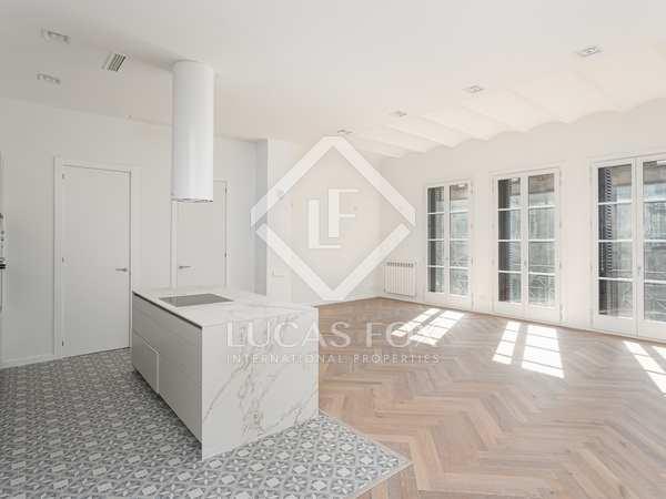 Piso de 114 m² con 12 m² de terraza en venta en El Born