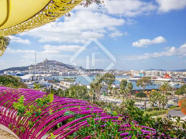 3-bedroom apartment for sale in Marina Botafoch, Ibiza