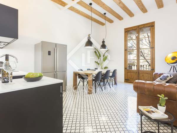 66 m² apartment for rent in Sant Antoni, Barcelona