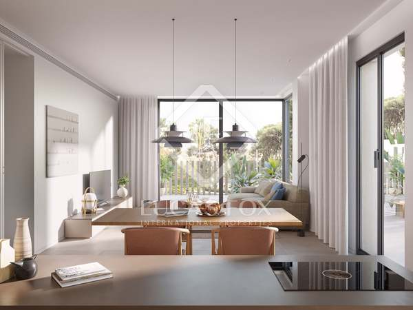 Piso de 109m² con 65m² terraza en venta en Sarrià