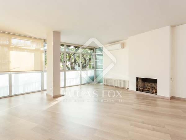 Piso de 202m² con 7m² terraza en alquiler en Sant Gervasi - La Bonanova