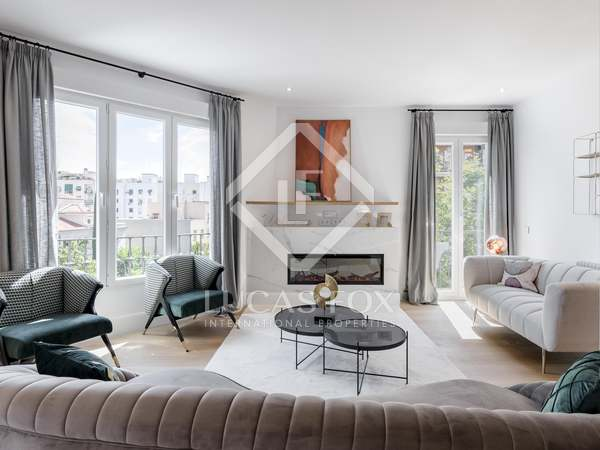 155m² Apartment for sale in Castellana, Madrid