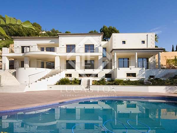 New build modern villa for sale in Palma, Mallorca, Spain