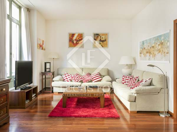 133m² Apartment for rent in Eixample Right, Barcelona