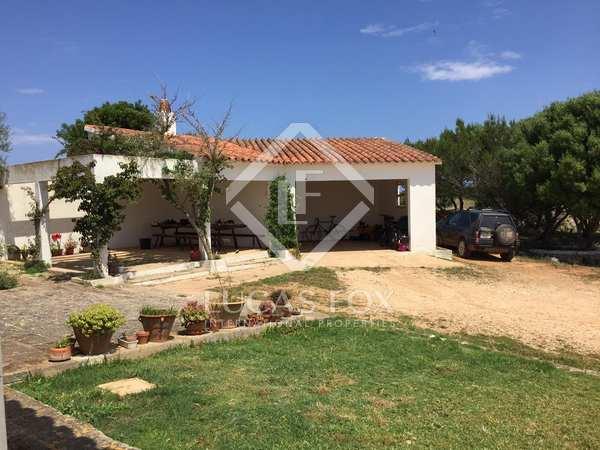 Casa / Vil·la de 179m² en venda a Ciudadela, Menorca