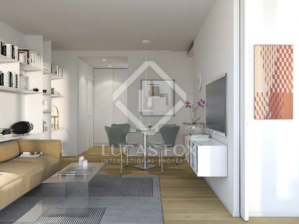 Luxury apartment for sale in Les Corts, Barcelona - Lucas Fox