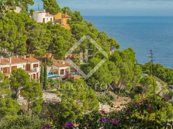 Costa Brava property for sale Sa Tuna, Begur