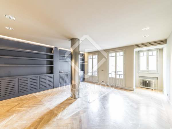 Appartement van 120m² te huur in Almagro, Madrid
