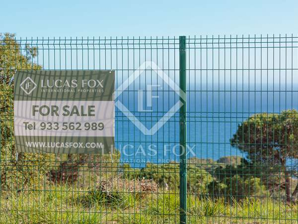 2,079m² Plot for sale in Lloret de Mar / Tossa de Mar