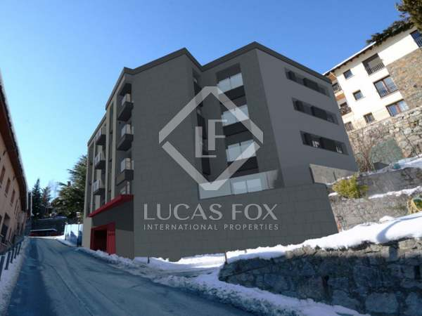 114 m² apartment with 67 m² terrace for sale in La Massana