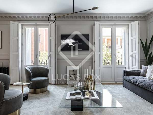 191 m² apartment for sale in Lista, Madrid