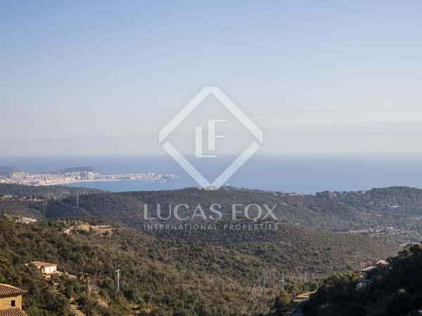 Земельный участок на продажу на побережье Коста Брава - элитная недвижимости в Испании