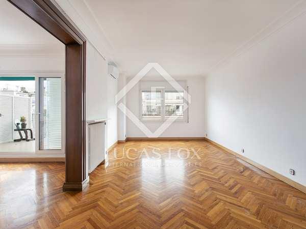 Piso de 168 m² con 35 m² de terraza en alquiler en Turó Park