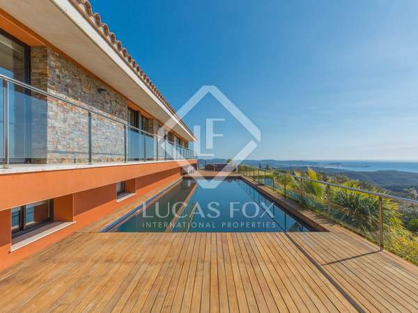 Luxury villa for sale in Playa de Aro