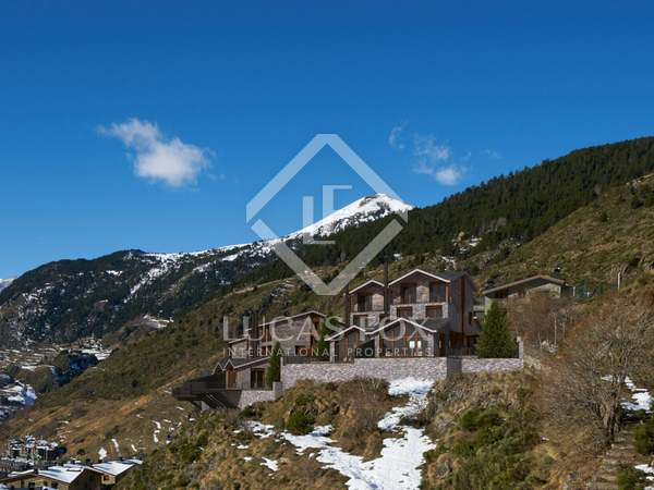 """Magnificent promotion of newly-built houses in """"Les terrasses del Tarter"""""""