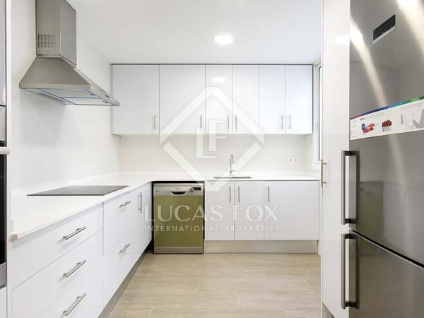 115m² Apartment for rent in Eixample Right, Barcelona