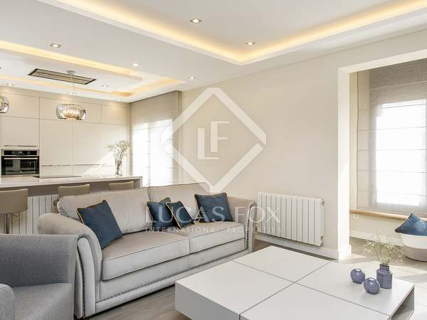 Appartement van 140m² te huur in Eixample Links, Barcelona