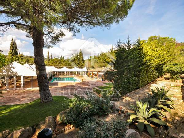 1,209 m² Country house for sale in Playa de Aro, Costa Brava