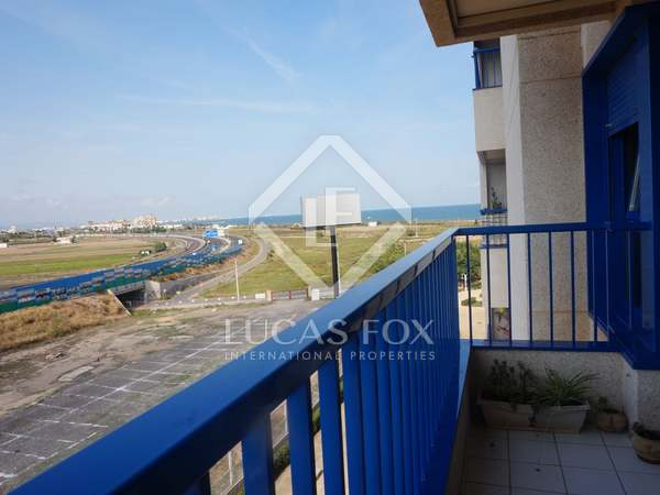 97 m² apartment with 6 m² terrace for sale in Patacona